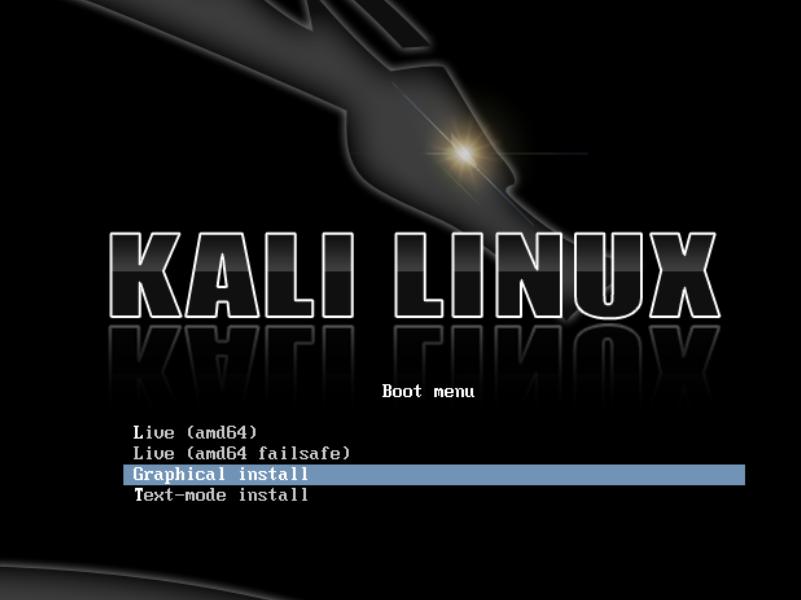 Kali-Install