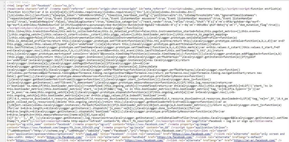create a phishing page