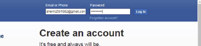 make password visible