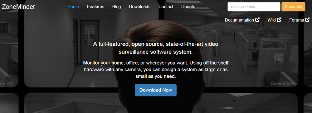 webcam software spy