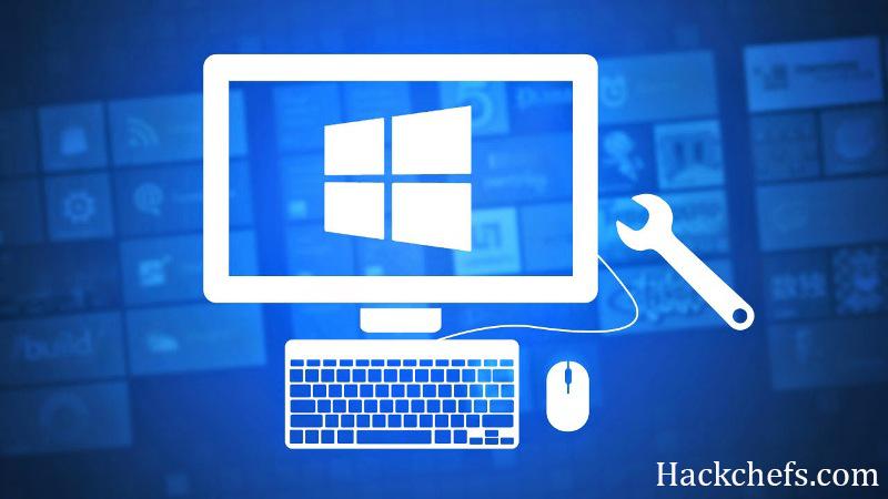 Hide text inside an image - hackchefs