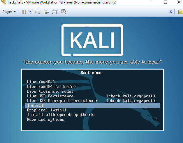 How to Install Kali Linux On VMware - Step by Step Guide 2019