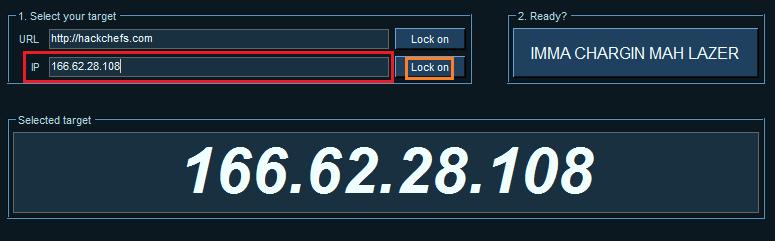 do DDoS attack