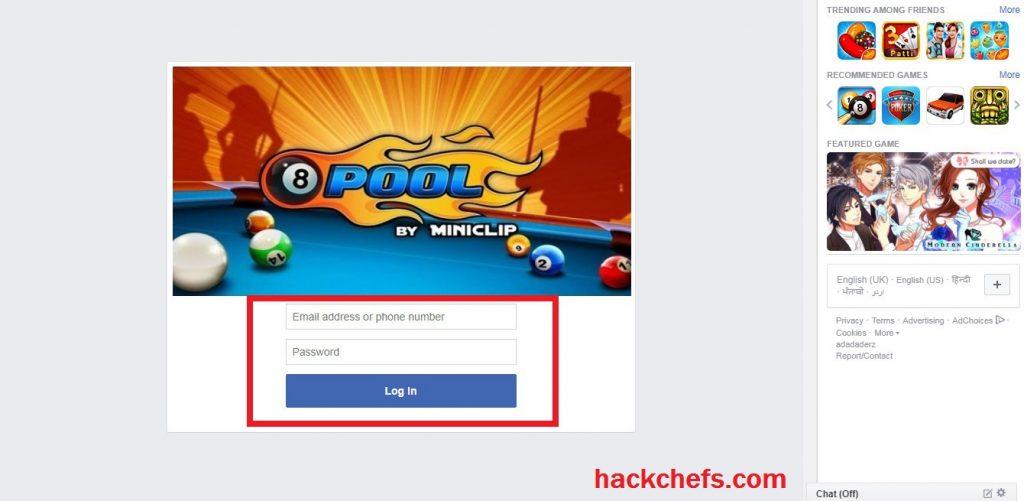 Facebook Hack using Z shadow
