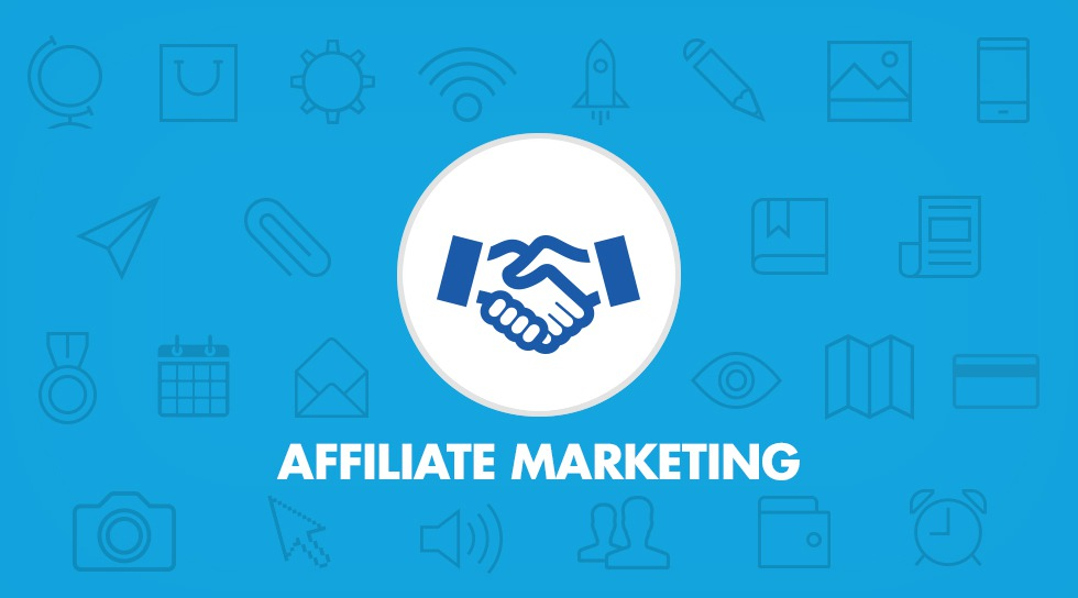 Earn money from website through Affiliate marketing