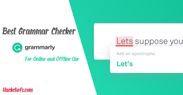 best grammar checker grammarly