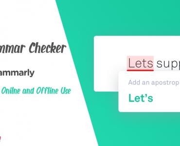 best grammar checker grammarly