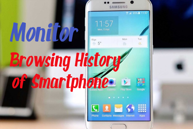 how to delete history on smartphone