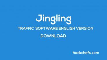 Jingling Traffic Software English Version Free Download 2018