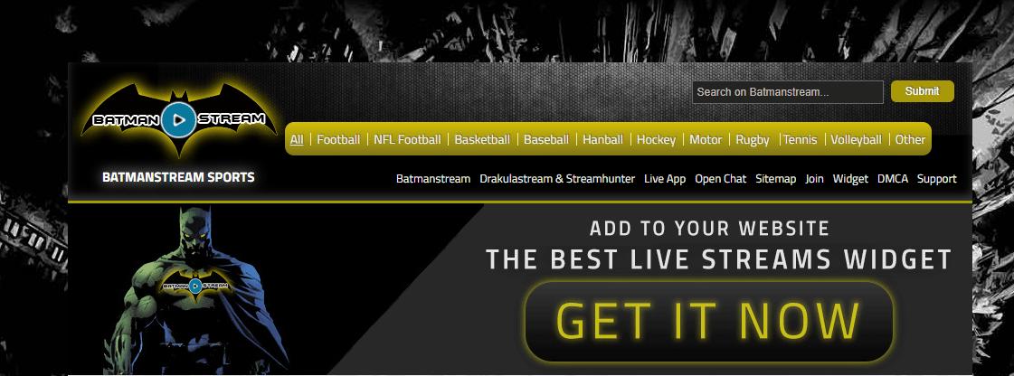 batmanstream - one of best free streaming site.