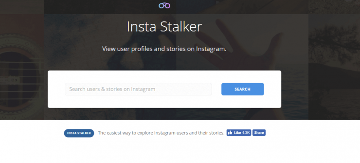 Insta Stalker - A Private Instagram Viewer and Instagram