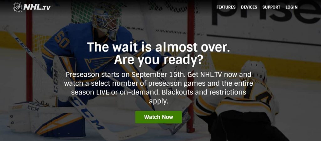 nhltv - Reddit NHL streams alternatives