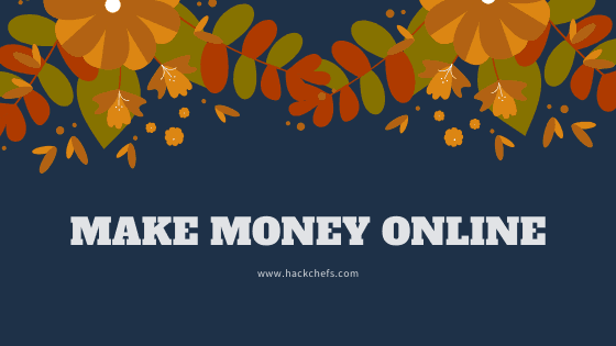 How to make money online in 2019?