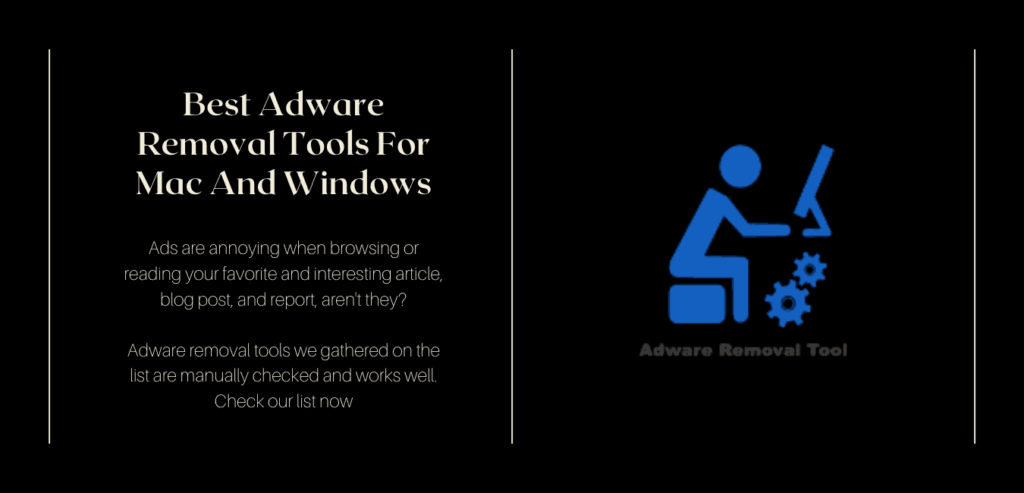 Adware removal tools for mac and windows