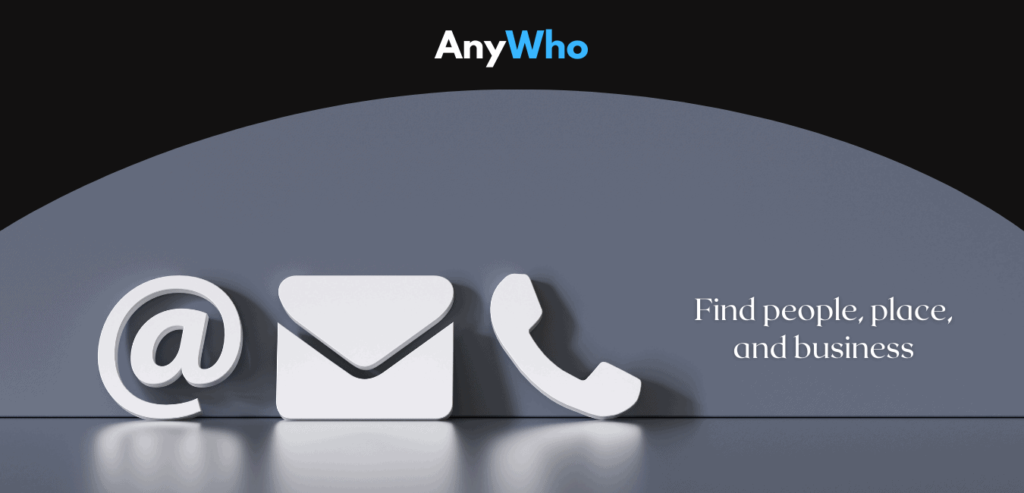 Find people, place, and business with anywho