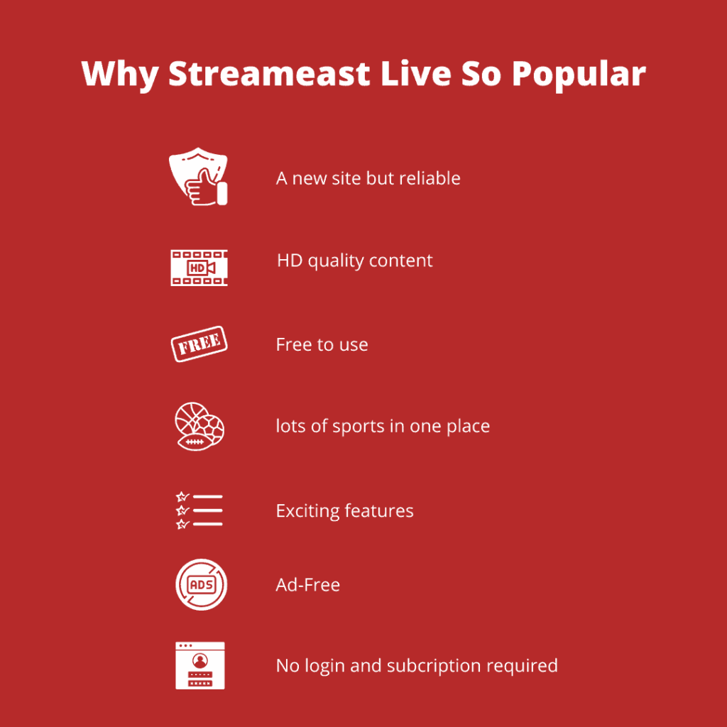 Streameast reviews